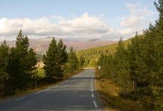 norr norway Arkivbilder