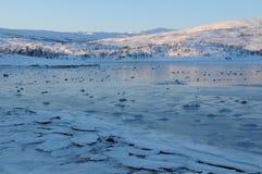 norr norway Fotografering för Bildbyråer