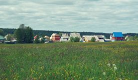 norr ryssby Royaltyfria Bilder