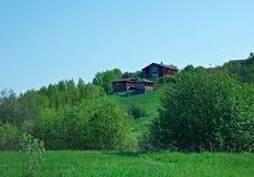 norr ryssby Royaltyfria Foton