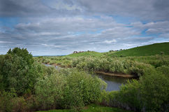 norr ryssby Royaltyfri Fotografi
