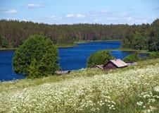 norr ryssby Royaltyfri Foto