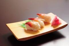 Norr Shell Sushi Arkivbilder
