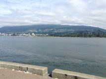 Norr Vancouver Arkivbilder