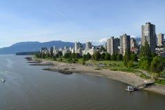 Norr Vancouver Royaltyfria Bilder