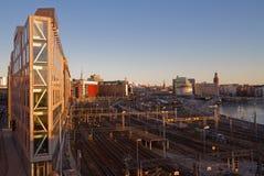 Norra Bantorget, Stockholm. Stock Photo
