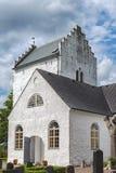 Norra Vrams教会在瑞典 免版税库存照片