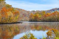 Norris Dam State Park royaltyfria foton