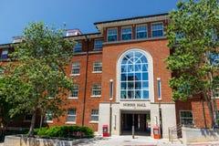 Norris Hall p? Clemson arkivfoton