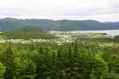 Norris Point Stock Images