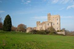 Norris slott Arkivfoto