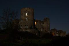 Norris slott Royaltyfri Fotografi