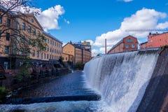 Norrköping royalty-vrije stock fotografie