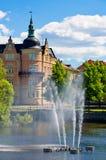 Norrköping. Suecia fotos de archivo libres de regalías