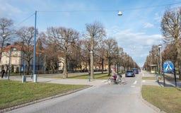 Norrkoping, Швеция Стоковое Изображение RF