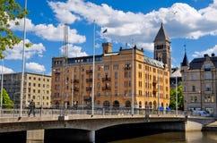 Norrkoping. Suecia Imágenes de archivo libres de regalías