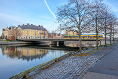 Norrkoping, Sweden Royalty Free Stock Image
