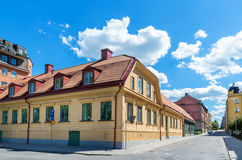 Norrkoping. Sweden Royalty Free Stock Photo