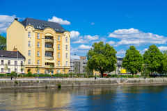 Norrkoping. Sweden. View of Norrkoping town. Ostergotland, Sweden, Scandinavia, Europe Stock Photography