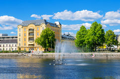Norrkoping. Sweden Stock Image