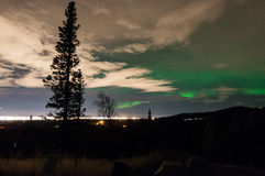 Norrthern Lights Royalty Free Stock Images