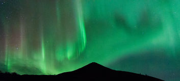Norrthern Lights Stock Images