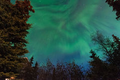 Norrthern Lights Royalty Free Stock Photos
