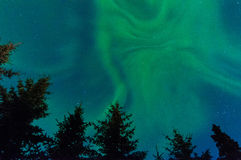 Norrthern Lights Stock Image