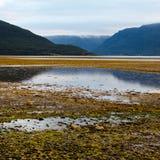 Norsk fjord Royaltyfria Bilder
