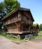 Norsk Folkmuseum Immagini Stock Libere da Diritti