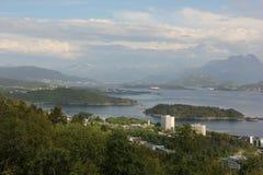 Norsk liggande Arkivfoton