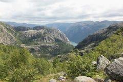 Norsk liggande Royaltyfri Bild