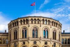 Norsk parlament Arkivfoto