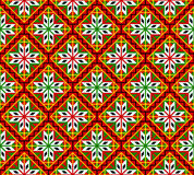 Norsk seamless pattern Stock Image