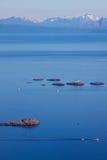 Norskt hav arkivbilder