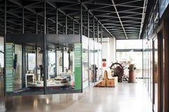 Norskt maritimt museum Arkivfoto