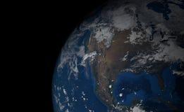 nort америки Стоковая Фотография RF