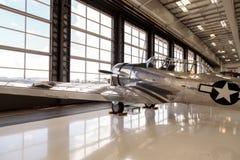 AT-6 norte-americano SNJ-6 Fotos de Stock Royalty Free