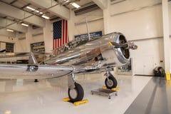 AT-6 norte-americano SNJ-6 Fotografia de Stock