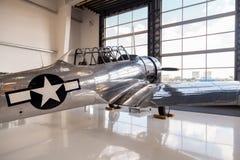 AT-6 norte-americano SNJ-6 Imagens de Stock Royalty Free