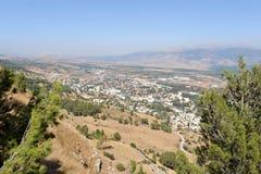 Norte de Israel fotografia de stock royalty free
