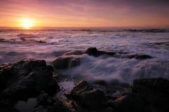 Norte de la bahía del depósito, Oregon Imagenes de archivo