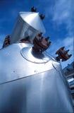 Norte de Rusia. Producción del gas natural Fotografía de archivo