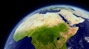 North Africa Royalty Free Stock Image