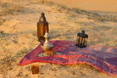 North African trinkets Royalty Free Stock Photos