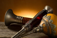 North african typical objects Stock Photography