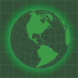 North America green Stock Photo