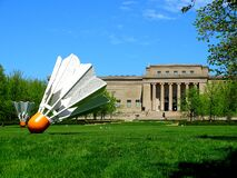 Free North America, USA, Missouri, Kansas City, The Nelson-Atkins Art Museum Stock Image - 215125401