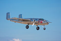 North American B-25 Mitchell Royalty Free Stock Image