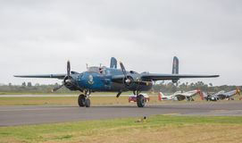 North American B-25 Mitchell Stock Photo